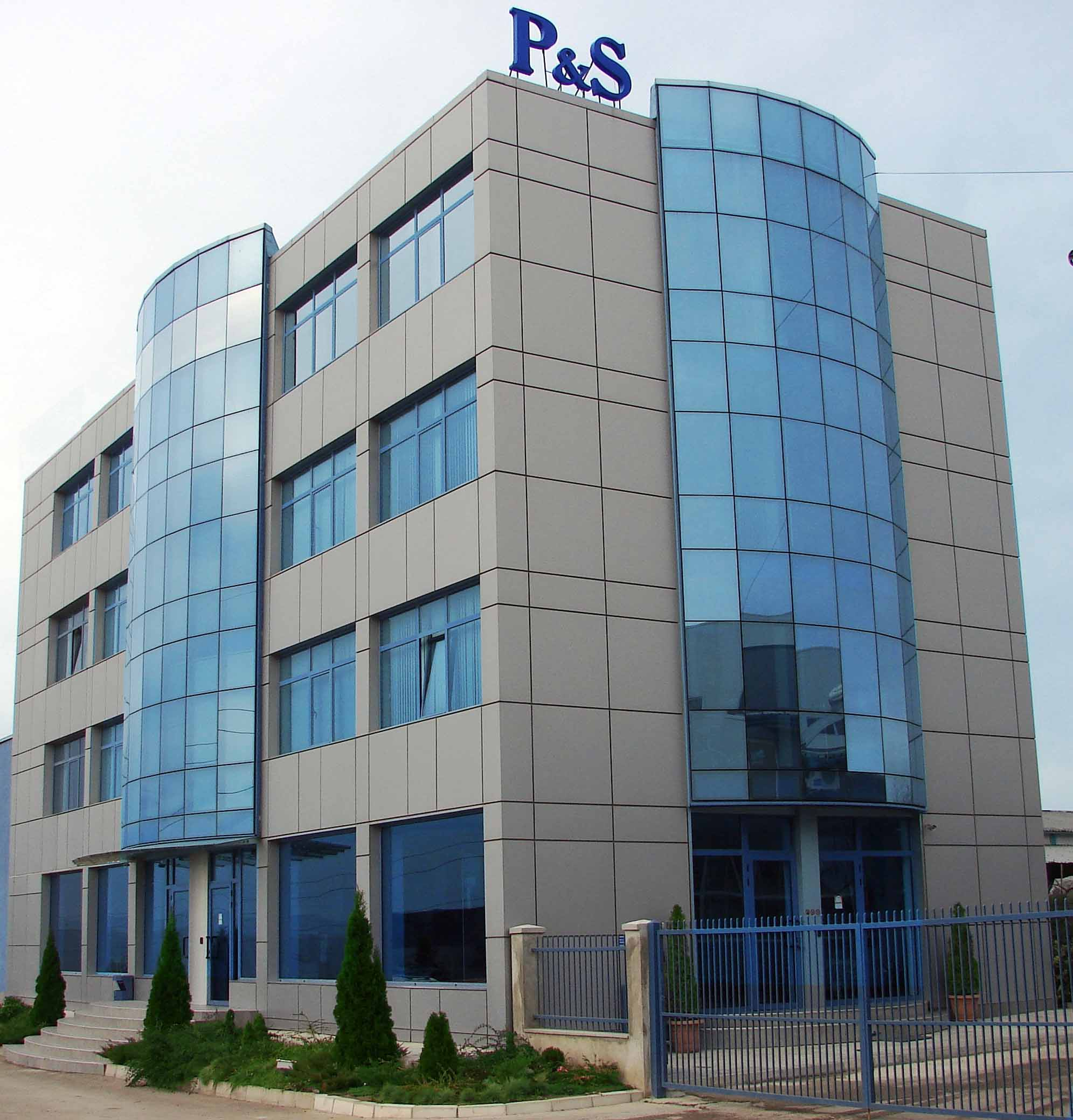 PS Electric ltd. building